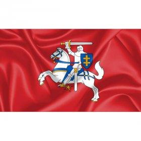 Lietuvos istorinė vėliava   1,7 x 1 m., N