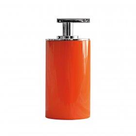 Muilo dozatorius RIDDER PARIS, oranžinis, polirezinas/nerūdijančio plieno, 22250514, ST