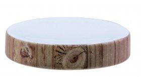 Muilinė RIDDER WOODY, rusvas, porcelianas, 2112308, ST