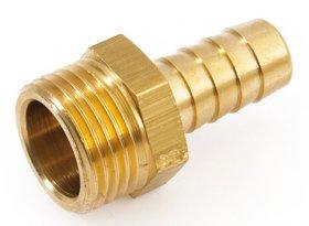 Antgalis žarnai GF, išorinis sriegis, 1/2''-10 mm, 210206