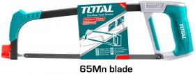 Pjūklas TOTAL, metalui, 65Mn, 300 mm, THT541026