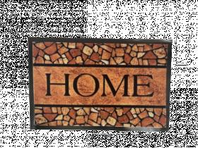 Kilimėlis PATIO HOME KAMIENIE, 40 x 60 cm, 670-001