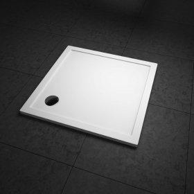 Dušo padėklas COMBO  90 x 90 x 5 cm, kvadratinis, žemas