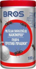 Milteliai nuo skruzdėlių BROS  100 g.