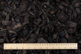 Spalvintas mulčias, juodas, 20 - 40 mm, 50 l.