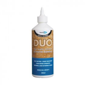 Medienos klijai BONDI IT D3, 2 IN 1 Wood Glue 500ml.