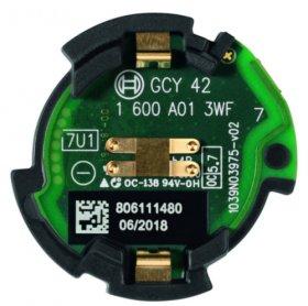"Akumuliatoriaus adapteris BOSCH GCY 42 CONNECTIVITY MODULE, technologija ""Bluetooth Low Energy"""