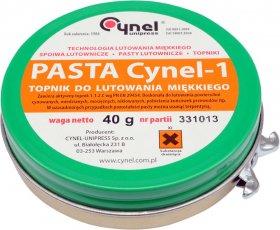Litavimo pasta CYNEL, 40 g