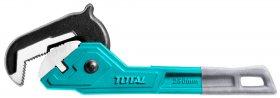 "Santechninis raktas TOTAL, universalus, 14-40 mm, 250 mm(10"") THT171102"