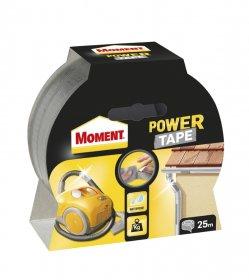 Juosta lipni Moment Power Tape sidabrinė 25m (12)