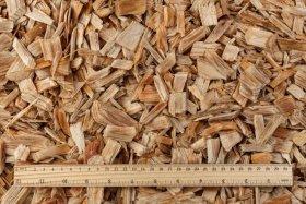 Medžio skiedrų mulčias, natūralios sp., 20 - 40 mm, 50 l.
