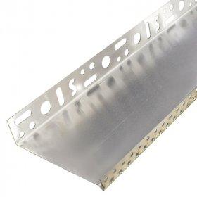 Cokolinis aliuminio profilis Profstar Ilgis 2 m, plotis 12 cm, N