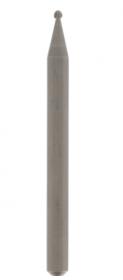 Apvali freza graviravimui DREMEL, D=1,6 mm, 3 vnt.