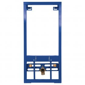Bidė rėmas CERSANIT AQUA K97-065/K97-407, 112 x 50 x 15,5 cm, komplekte sieniniai tvirtinimo elementai.