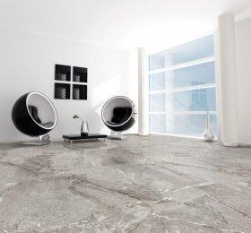 Akmens masės plytelės FOUR TILE RAYMI DARK GREY REKT, 60 x 120 cm, glazūruotos, rektifikuotos, 1,44 m2/dėž.