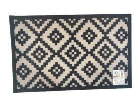 Kilimėlis TOLEDO LEAVES, 50 x 80 cm, rudas, 772-405