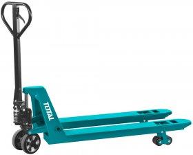 Padėklų vežimėlis TOTAL, rankinis, 2500kg, THT301251, N