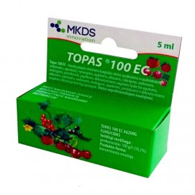 Fungicidas TOPAS 100 EC 5 ml.