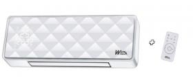 Keraminis šildytuvas su Wifi funkcija WARMTECH WTCHMO2003TL-WI