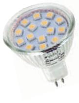 LED lempa ORRO 52010 3W, MR16, SMD15, 230 lm, N