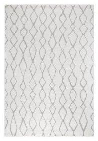 Kilimas TEP Bolonia 92, 120 x 170 cm, pilkos spalvos, 100% polipropilenas, N