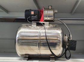 Vandens tiekimo sistema STERN STWS50L -INOX1000W, N