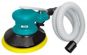 Šlifuoklis TOTAL, 150 mm, 10000 rpm, 6.2bar, 80 l/min, TAT91501