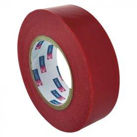 Elektroizoliacinė juosta EMOS, PVC 0,13x19mm (20m), raudona