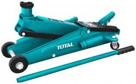 Hidraulinis keltuvas TOTAL, 3T, 150-530 mm, THT10831