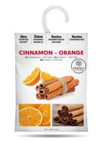 Židinio kvapnus maišelis HANSA Cinamonas-apelsinas, N