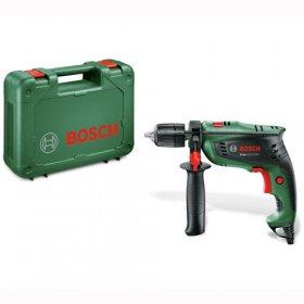 Elektrinis smūginis gręžtuvas BOSCH Easy Impact 550 Green, galia 550 W
