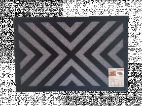 Kilimėlis ALICANTE X, 40 x 60 cm, pilkas, 624-001