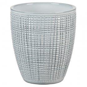 Keramikinis vazonas SCHEURICH 667/15 Washed Denim 58936 7