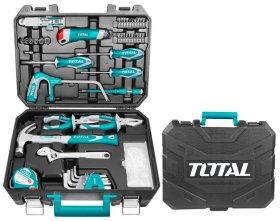 Įrankių rinkinys TOTAL, 117vnt., THKTHP21176
