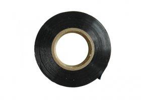 Izoliacinė juosta VINI-TAPE, 0,11 mm x 15 mm x 25 m, juodos sp.