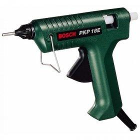 Karštų klijų pistoletas BOSCH PKP 18 E Green, 20 g/min, 11 x 45-200 mm, 0,35 kg