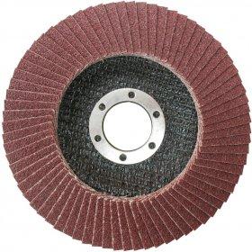 Žiedlapinis diskas TOTAL, kampiniam šlifuokliui, 115x22 mm, P40, TAC631151