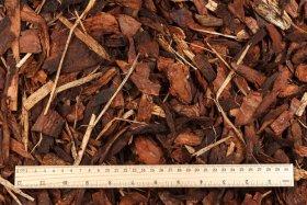 Pušų žievės mulčias, frakcija 30-60 mm, 250 l