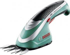 Akumuliatorinės žolės žirklės Bosch ISIO 3 3,6V, su teleskopine rankena, 0,55kg
