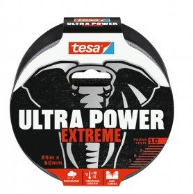 Juosta TESA 56623 ULTRA POWER EXTREME, juoda, 25m x 50mm