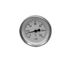 Termometras WATTS T80/50, plastmasė, 120*C, 1/2'', išorė, L=50 mm, 991082