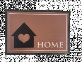 Kilimėlis PATIO HOME, 40 x 60 cm, rudas, 670-003