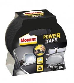Juosta lipni Moment Power Tape juoda 10m (12)