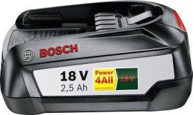 Akumuliatorius BOSCH LI 1600A005B0 18 V, 2,5 Ah.