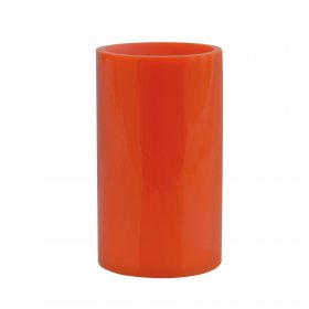 Stiklinė RIDDER PARIS, oranžiniė, polirezinas, 22250114, ST