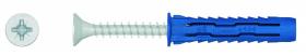 Universalus kaištis 4ALL RAWLPLUG, 5 x 25 mm su medsraigčiu, 20 vnt.