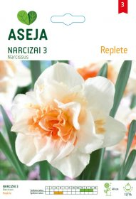 Narcizų svogūnėliai ASEJA Replete, 3 vnt., 53928 (3)