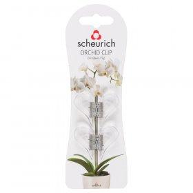 Segtukai orchidėjoms, SCHEURICH TRANSPARENT/CLEAR (152/04), peršviečiamos sp.