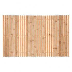 Medinis kilimėlis BAMBOO ŠVIESUS, 50 x 80 x 0,70 cm, bambukinis