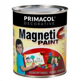 Magnetiniai dažai lentoms PRIMACOL 0,75l Juodi